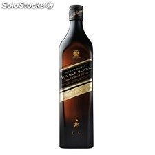 Destilados whiskys / bourbons - Johnnie Walker Double Black 70 cl