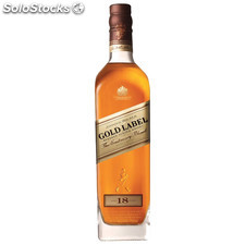 Destilados whiskys / bourbons - Johnnie Walker Gold Label 18 Años 70 cl