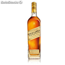 Destilados whiskys / bourbons - Johnnie Walker Gold Label Reserve 1L