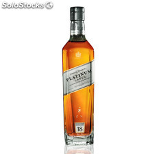 Destilados whiskys / bourbons - Johnnie Walker Platinum Label 70 cl