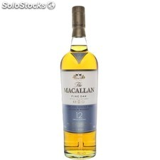 Destilados whiskys / bourbons - Macallan 12 Yo Fine Oak 70 cl