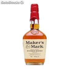 Destilados whiskys / bourbons - Makers Mark 100 cl