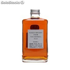 Destilados whiskys / bourbons - Nikka From The Barrel 50 cl