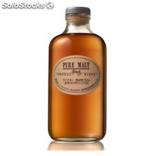Destilados whiskys / bourbons - Nikka Pure Malt Black 50 cl
