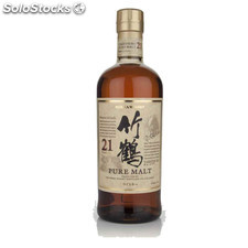 Destilados whiskys / bourbons - Nikka Taketsuru Pure Malt 21 Años 70 cl