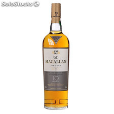 Destilados whiskys / bourbons - The Macallan 10 Años Fine oak 70 cl