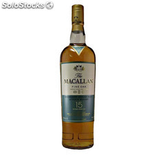 Destilados whiskys / bourbons - The Macallan 15 Años Fine Oak 70 cl