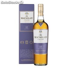 Destilados whiskys / bourbons - The Macallan 18 Años Fine Oak 70 cl