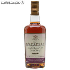 Destilados whiskys / bourbons - The Macallan Fifties Travel Series 50 cl