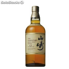 Destilados whiskys / bourbons - The Yamazaki 12 Años 70 cl