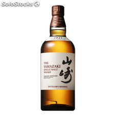 Destilados whiskys / bourbons - The Yamazaki Distillers Reserve 70 cl