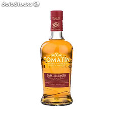 Destilados whiskys / bourbons - Tomatin Cask Strength 70 cl