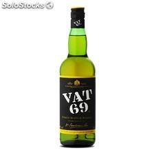 Destilados whiskys / bourbons - Vat 69 70 cl