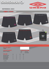 Destockage boxer umbro