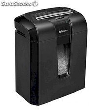 Destructora Fellowes 63Cb, corte en partículas