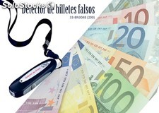 Detector billetes falsos