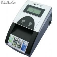 Detector de billetes falsos cash tester ct400