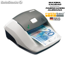 Detector de billetes falsos. Modelo Soldi Smart. Marca Ratiotec