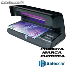 Detector de billetes falsos uv. Safescan 50