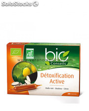 Détoxification active Bio - 20 ampoules