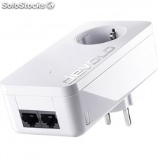 Devolo - dLAN 1000 duo+ PowerLine Starter Kit 1000Mbit/s Ethernet Blanco