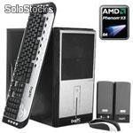 Dexpc janus X3 400E pc 2GB DDR3 HD500 dvd silver