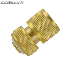 "Dhy eg-314T 13mm (1/2"") Brass Hose Connector"