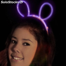 Diadema Fluorescente para Fiestas Th3 Party