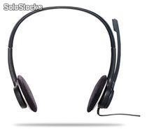 Diadema Logitech Clear Chat Stereo