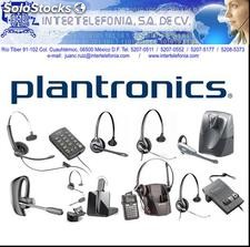 Diademas plantronics