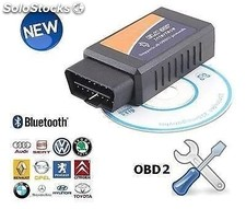Diagnosis coche Bluetooth ELM327 obdii 2013 v.1.5