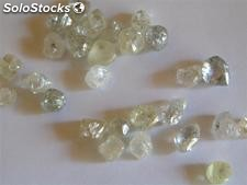Diamantes disponibles ahora / rough uncut diamond white / fancy colored