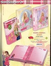 Diario agenda Barbie Secret