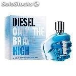 Diesel only the brave high eau de toilette 125ML