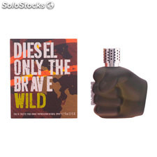 Diesel - only the brave wild edt vaporizador 75 ml