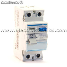 Diferencial 2 polos x 25 a x 30 ma | hager