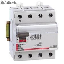 Diferencial LEGRAND 008712 4polos 40 Amps. 300 mA