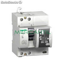 Diferencial Rearmable Reds 2P 25A Schneider Electric - Rearme Continuo