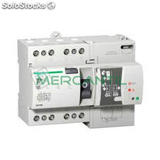 Diferencial Rearmable Reds 4P 25A Schneider Electric - Rearme Continuo