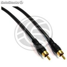 Digital Audio Cable Coaxial shr 10m (rca-m/m) (VD34)