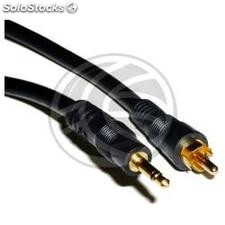 Digital Audio Cable Coaxial shr 25m (rca-m/minijack-m) (VD67)
