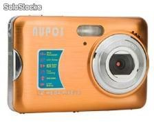 # Digital Camera with Face Detection, Smile Capture, anti shake dsp, with sound