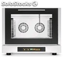 Digital electric convection oven with direct steam injection - cod. ekf411dud -