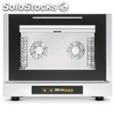 Digital electric convection oven with humidifier - cod. ekf411.3d - capacity n.4