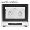 Digital electric convection oven with moistening - cod. ekf464d - for bakeries