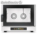 Digital electric convection steam oven - cod. ekf464dalud - for bakeries and