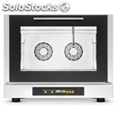 Digital electric convection steam oven - cod. ekf464dud - for bakeries and
