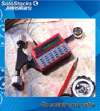 Digital Planimeter for Measuring Tools (JS)