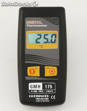 Digital thermometer / Pt1000 / portable / precision -199.9 - 199.9 °C |