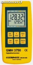 Digital thermometer / thermocouple / portable / precision -220 - 1750 °C |